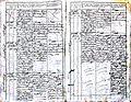 Subačiaus RKB 1827-1830 krikšto metrikų knyga 015.jpg