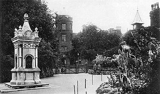 Ipswich School - Image: Suffolk Grammar School and Arboretum Ipswich