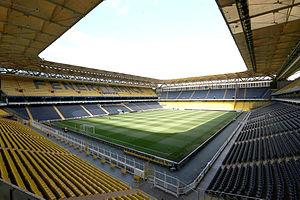 Şükrü Saracoğlu Stadium - Image: Sukrusaracoglu