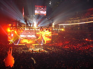 SummerSlam - Staples Center hosted SummerSlam from 2009 to 2014.