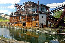 Sumpter Valley Gold Dredge - Wikipedia