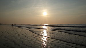 Digha - Sunrise at Digha