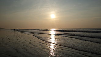 Digha - Sunrise at Digha