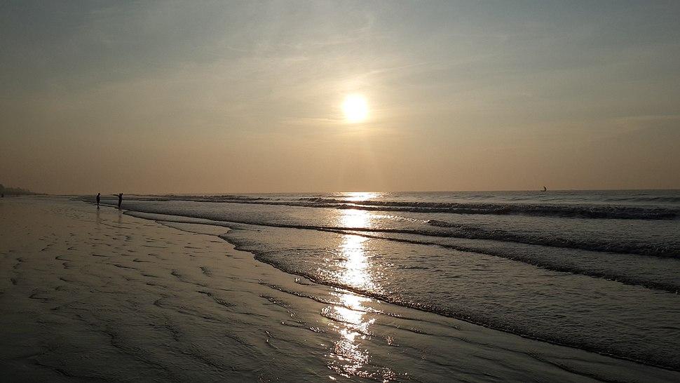 Sunrise @ Digha