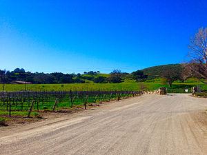 Santa Ynez Valley AVA - Sunstone Vineyards