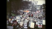 File:Super 8mm cinefilm footage of Stop the War marches, 2003.webm
