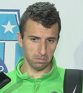 Svetoslav Dyakov Bulgarian professional footballer