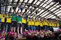 Sweden national under-21 football team celebrates in Kungsträdgården 2015-15.jpg