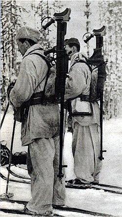 Swedish Winter War volunteers