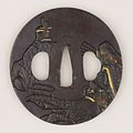 Sword Guard (Tsuba) MET 12.37.177 002feb2014.jpg