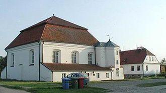 Tykocin - Image: Synagoga Tyk
