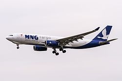Airbus A330-200F der MNG Airlines