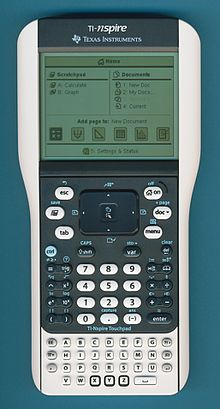 Ti Nspire Series Wikipedia