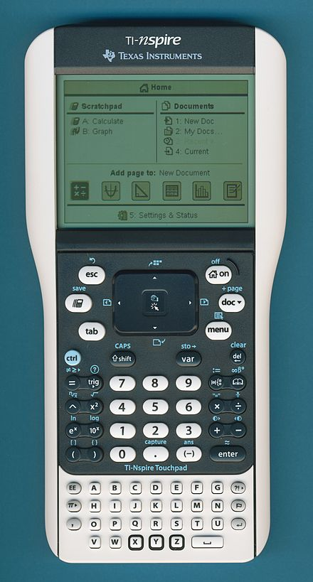 Ti nspire series wikiwand type programmable urtaz Image collections