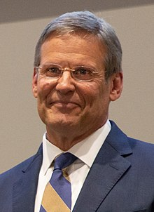 TN Governor Bill Lee 2019 May.jpg