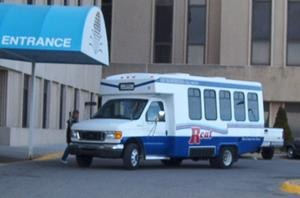 Reno County Area Transit - Image: TRO7 Rcat Bus jpg rdax 300x 198