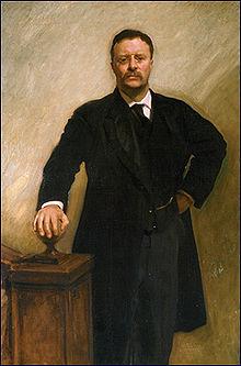 Theodore Roosevelt - Wikipedia bahasa Indonesia, ensiklopedia bebas