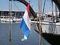TS S374 Hawila Flag Port of Tallinn 11 July 2018.jpg