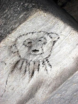 Isla de Mona - Taíno symbol from Mona