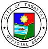 Official seal of Tagaytay