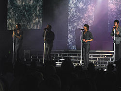 I Take That a Newcastle nel 2007