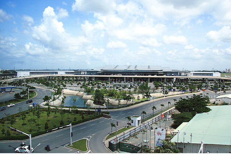 Tap tin:Tan Son Nhat International Airport.jpg