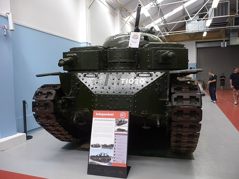 File:Tank A1E1, Independent (4536484900).jpg