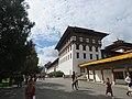 Tashichho Dzong Fortress in Thimphu during LGFC - Bhutan 2019 (135).jpg