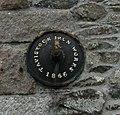 Tavistock, iron boss - geograph.org.uk - 1987144.jpg