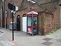 Telephone Box, Bromley - geograph.org.uk - 1320329.jpg