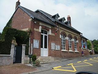 Templeux-la-Fosse Commune in Hauts-de-France, France