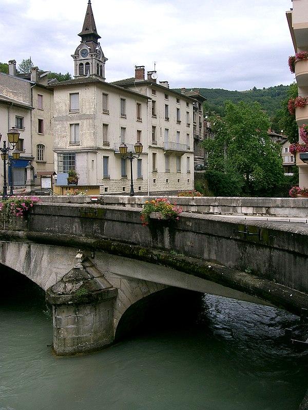 Photo de la ville Tenay