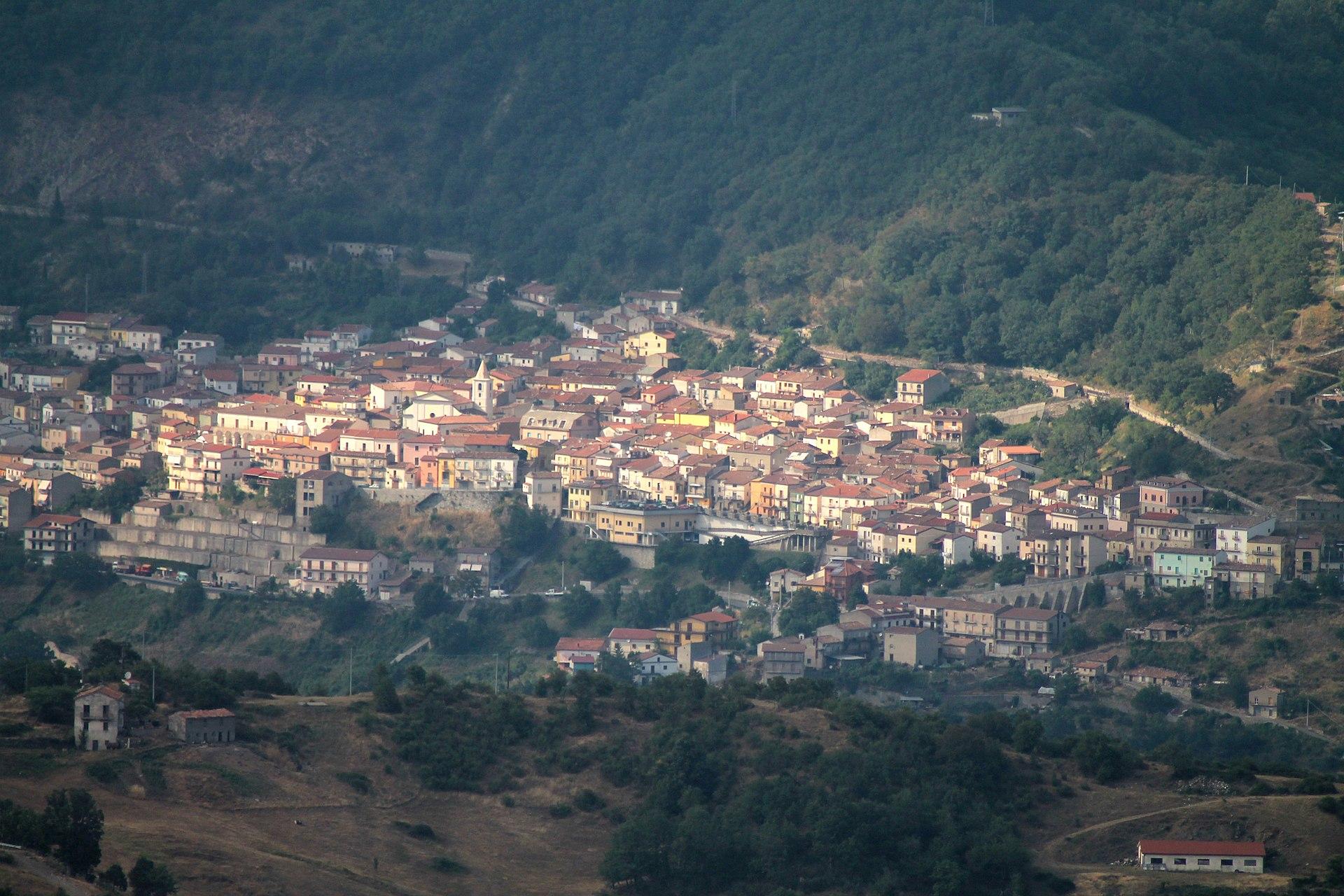 Terranova di Pollino – Veduta