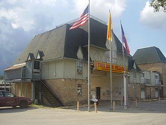 History of Vietnamese Americans in Houston - Thai Xuan Village