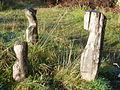 "The ""Man Woman Child"" sculptures by Rachel Ramchurn on the Fallowfield Loop (8200756250).jpg"