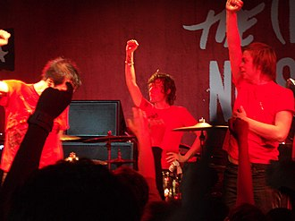 The (International) Noise Conspiracy - t(i)nc in Vancouver, 2005