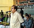 The Additional Director General (M&C), PIB Kolkata, Shri Debanjan Chakrabarti addressing at the inauguration of the Public Information Campaign, at Helencha, Bagdah Block, North 24 Parganas district, in West Bengal.jpg