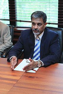 Indian diplomat