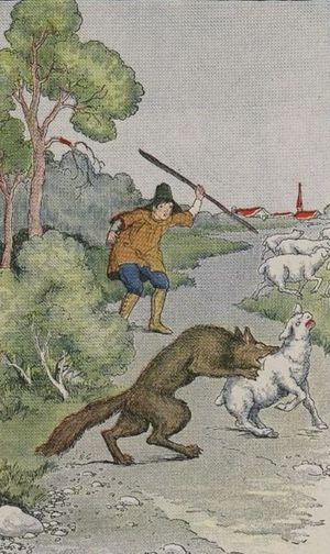 The Boy Who Cried Wolf - Project Gutenberg ete...