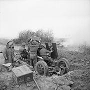 The British Army in North-west Europe 1944-45 BU2748