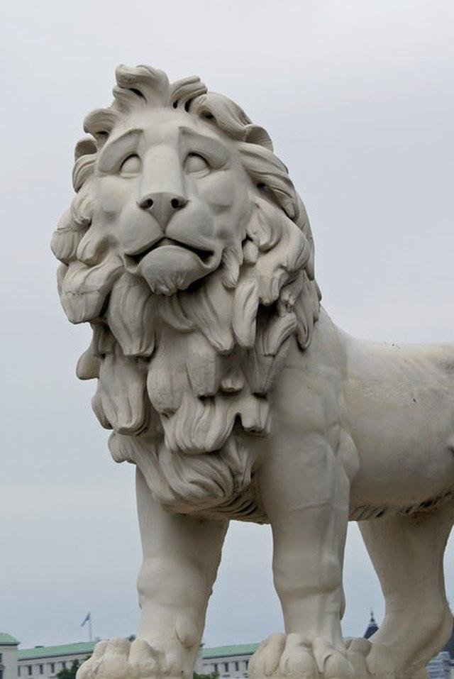 South Bank Lion