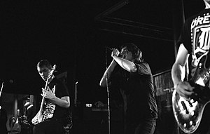 The Color Morale - The Color Morale live in 2011.