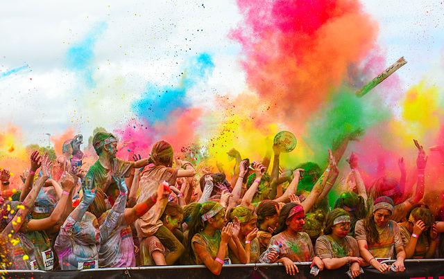 Powder Paint Colors