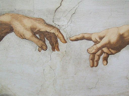 The Creation Michelangelo