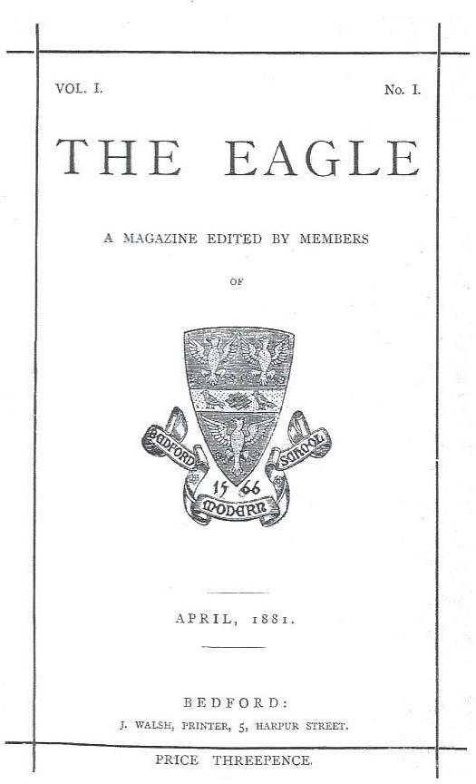 The Eagle - 1881