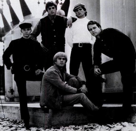 The Electric Prunes in 1966