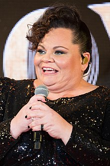 The Greatest Showman Japan Premiere Red Carpet- Keala Settle (39535224644) (Cropped).jpg