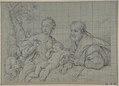 The Holy Family with the Infant Saint John the Baptist MET DP801532.jpg