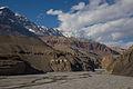 The Kali Gandaki gorge right after Kagbeni (15154695403).jpg
