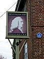 The Lyttelton Arms sign, Bromsgrove Road - geograph.org.uk - 1802948.jpg